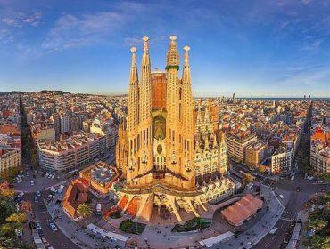 Едем в Барселону