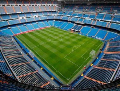 Stadium of Barcelona