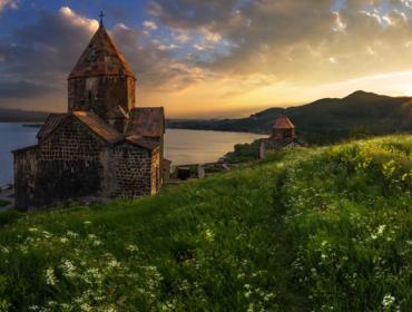 Севанаванк монастырь