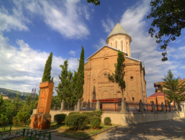 New Etchmiatsin church