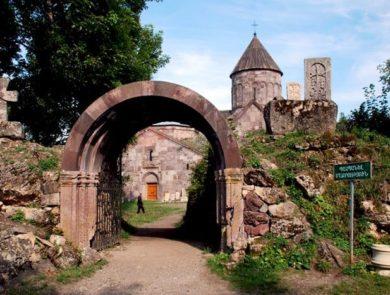 Монастырь Макараванк