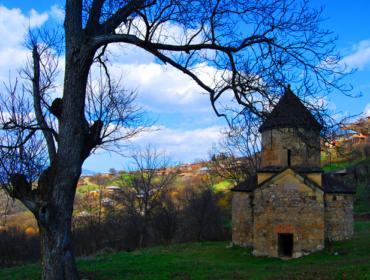 Цвриз или монастырь Моро Дзоро