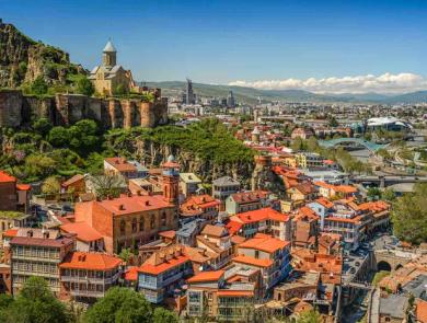Old Tbilisi