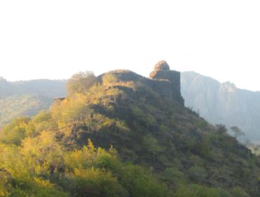 Крепость Каян