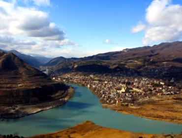 Mtskheta river