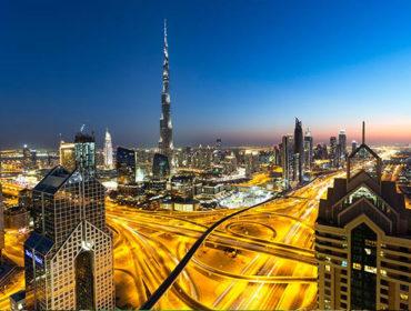 Comfortable rest in Dubai