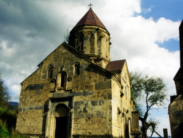 монастырский комплекс Агарцин - Церковь Святой Богородицы