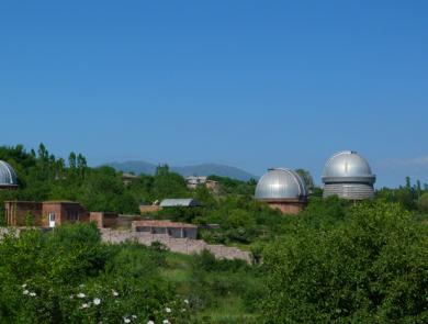 Burakan observatory