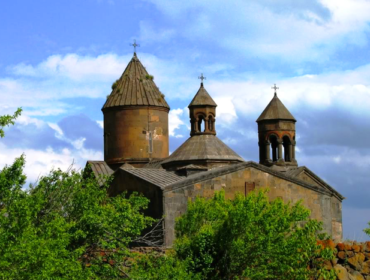 Saghmosavank monastery