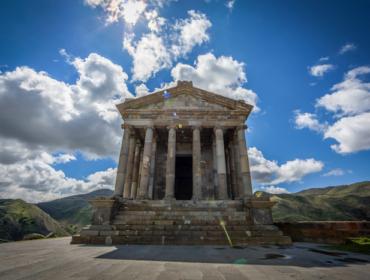 The Temple of Garni