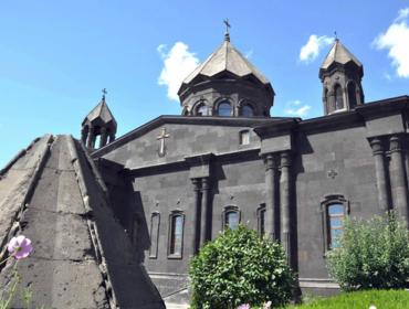 Церковь Йот Верк, Гюмри