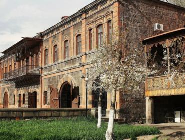 Музей народной архитектуры и городского быта Гюмри