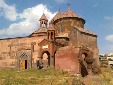 Монастырь Аричаванк