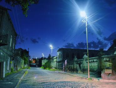 Улица Руставели, Гюмри
