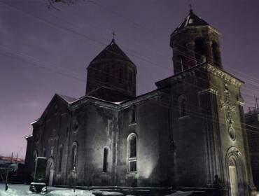 Церковь Сурб Ншан