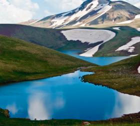 Гора Аждаак