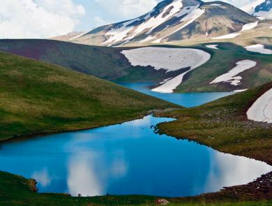 Mount Azhdahak