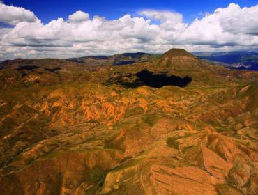 Geghama Gebirge