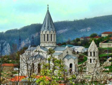 Hl. Ghazanchetsots Kirche