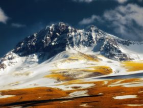 Hiking tour to mount Aragats