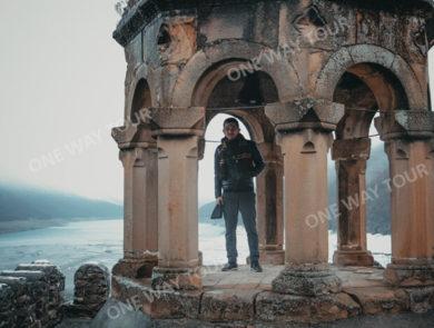 Ananuri Festung
