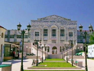 Staatliche Universität in Stepanakert