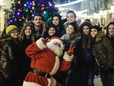 Ուրախ խումբ, ուրախ Ամանոր