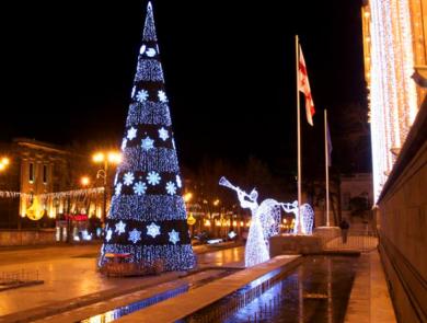 Старый Новый год в Тбилиси