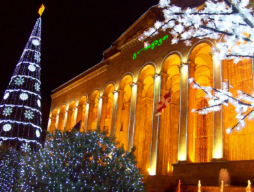 New Year in Tbilisi