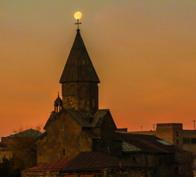 11 churches of Aragatsotn province