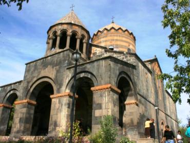 Hl. Georg Kirche in Mughni