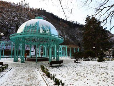 Ботанический сад Боржоми