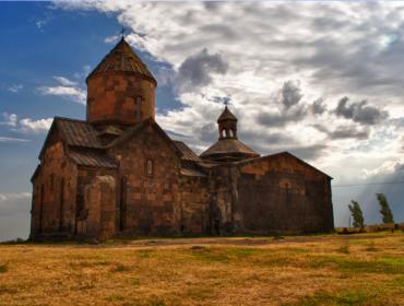 Kloster Saghmosawank