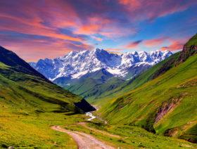 Dreiländer Reise, Armenien Georgien beste reisezeit