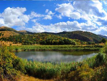 Աշնանային քայլարշավ Վեդի գետի հովտում