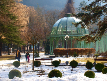 New Year in Borjomi