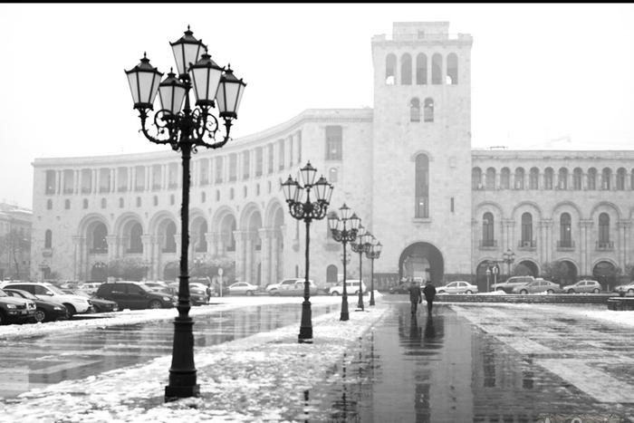 Erevan winter ile ilgili görsel sonucu