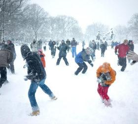 Армянская зима