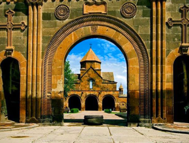 Церковь Святой Гаянэ