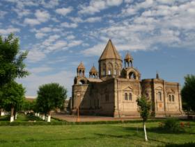 Etschmiatsin, Khor Wirap Kloster