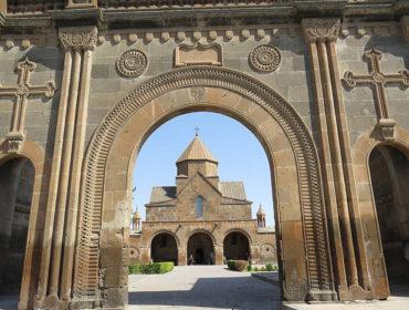 Церковь Святой Гаяне (Эчмиадзин)