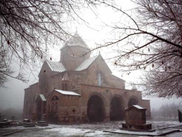 Saint Gayane Church (Etchmiadzin)