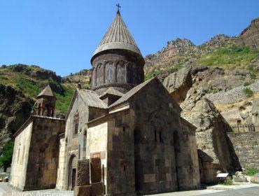 Гегард монастырский комплекс