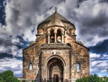 Церковь Святой РипсимЕ (Эчмиадзин)