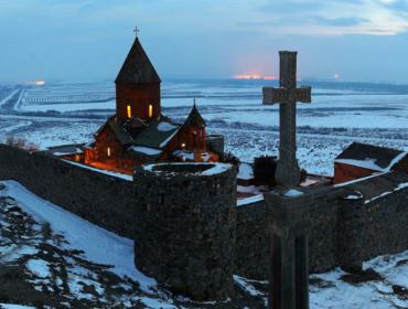 Mонастырь Хор Вирап