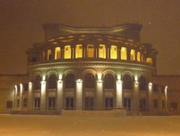 Das Operhaus von Jerewan