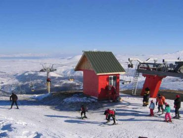 Tsaghkadzor ski resort