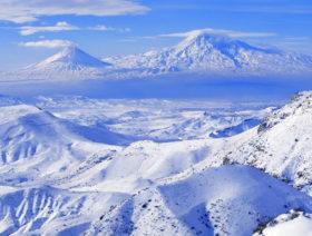 Հայաստանի ձմռան պատերը