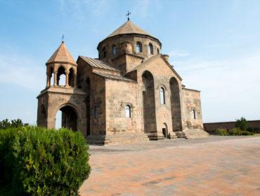 Hripsime Kirche