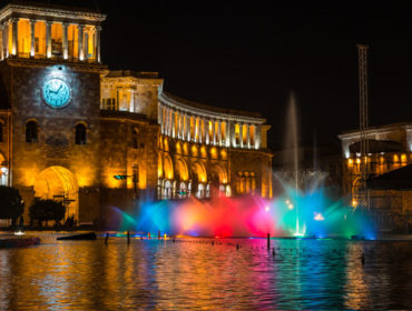 Yerevan, Republic Square